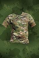 Камуфляжная футболка Multicam (мультикам)
