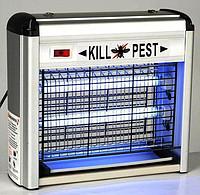 Ультрафиолетовый уничтожитель комаров, мух, моли Kill Pest 12вт