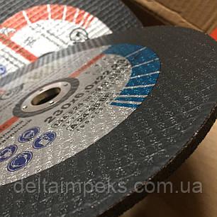 Круги зачистные по металлу 230х6,0х22 ЗАК, фото 2