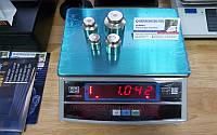 Фасовочные электронные весы ВТЕ-Центровес-3-Т3-ДВ