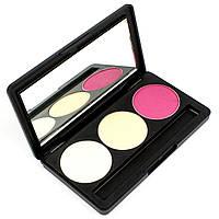 Набор теней для век 3 цвета Beauties Factory Eyeshadow Palette #13 - PLUM