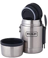 Термос пищевой с ложкой Stanley Adventure 0,5 л steel