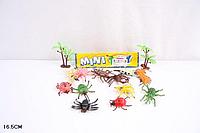 Животные  насекомые,в пакете 17,5см (Животные 337-3 (432шт/2))