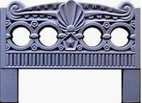 Форма для изготовления оградок №5