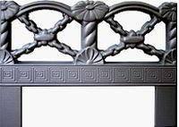 Форма для изготовления оградок №8