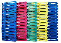 Прищепки пластмасcовые ПП-ПБМ-02 мал.(140шт в уп.) цена за 1 уп.