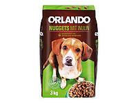 ORLANDO Hundenahrung Nuggets, 3кг