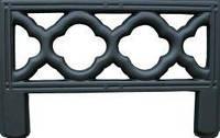 Форма для изготовления оградок №11