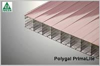 Сотовый поликарбонат Polygal PrimaLite (Израиль) 8мм