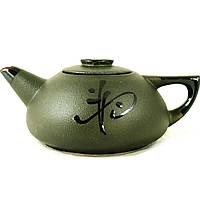 Чайник заварочный керамический большой Стандарт 1л 9363