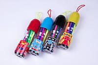 """Фломастеры для рисования """"Роботы"""",12 цветов в пластиковой колбе, №689-12, фото 1"""