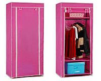 Тканевый шкаф Wardrobe Closet (1 секция)