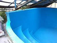 Гидроизоляция бассейнов и резервуаров