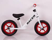 Беговел Racer BA12-01 на полиуретановых колесах