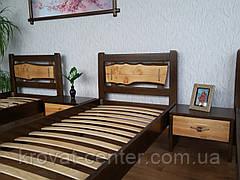 """Кровать односпальная из массива дерева """"Магия Дерева - 2"""", фото 2"""