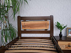 """Кровать """"Магия дерева - 2"""". Массив - сосна, ольха, береза, дуб., фото 3"""