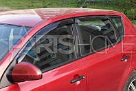 Ветровики на Окна Kia Ceed 2007-2012 (Хетчбек)