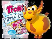 Желейные конфеты Trolli Milch Kuh 175 гр Коровки