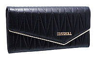 Кошелек Cossroll A129-9202G black