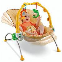 Детское кресло - качалка Fisher-Price «Тропический лес»