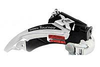 Передняя перекидка Shimano FD-TX50 Tourney универсальная тяга