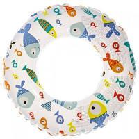 Круг надувной для плавания детский от 6 лет