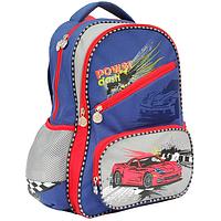 Рюкзак школьный, ортопедический ранец для мальчиков OLLI