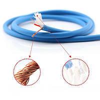 Микрофонный кабель MIC 6,8 мм.
