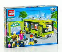 Конструктор Автобус и автобусная остановка 1121 BRICK