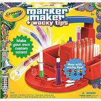 Набор для творчества крайола - изготовление маркеров Crayola