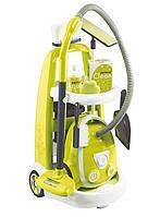 Тележка для уборки с пылесосом Smoby 330301