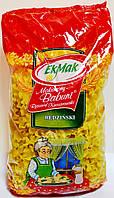 Макароны ( пластинки волнистые ) EkMak Makarony Babuni Ryszard Kaczorowski Redzinski 1 kg.