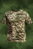 Камуфляжная футболка Пиксель ЗСУ