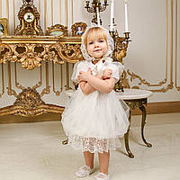 Платье Софья  от Miminobaby молочное