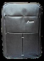 Чемодан дорожный (большой) черного цвета Ч6, фото 1