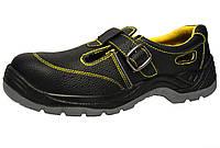 Сандалі (напівчеревики робочі) CEMTO мет.носок на ПУП підошві, взуття спеціалье, фото 1