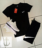 Мужская футболка Nike 🔥 (Найк) Black