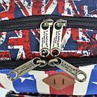Брезентовый(джинсовый) малый рюкзак Lanpad, фото 5