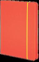 Щоденник датований 2017 TOUCH ME, А5, 336стр, помаранчевий