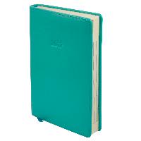 Щоденник датований 2017 STYLE, А5, 336стр, бірюзовий