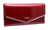 Кожаный женский кошелек BC35 red