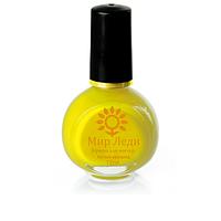 Лак-краска для стемпинга лимонная