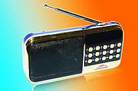 Радиоприемник PERYOM M-606A с аккумулятором 18650