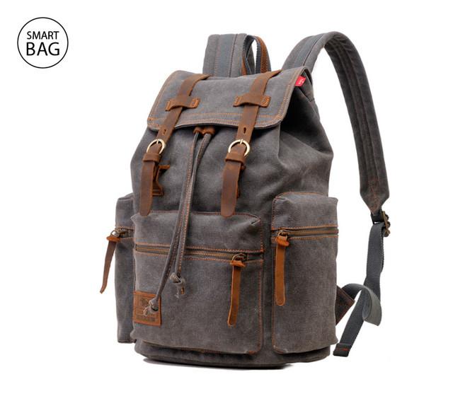 Городской рюкзак Augur серого цвета