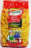 Макароны ( спиральки ) EkMak Makarony  Babuni Ryszard Kaczorowski Redzinski 1 kg.