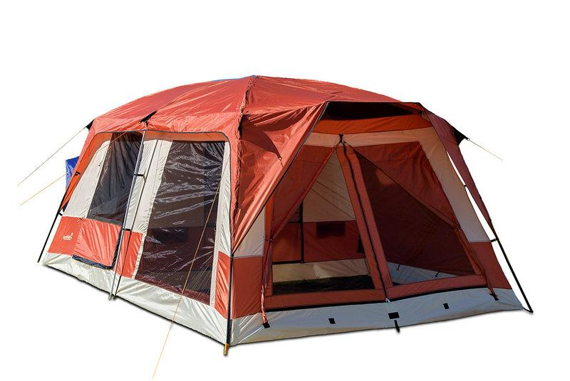 Намет(палатка) шестимісний Coleman Еврика 1610