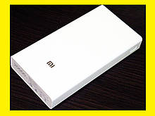 Power Bank Xiaomi Mi 20000 mAh Портативное зарядное