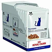Royal Canin Neutered Adult Maintenance консерва для котов и кошек до 7 лет