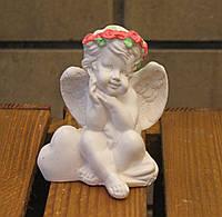 Ангелочек  ЮЛЯ малая с сердечком  белый