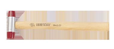 Молоток рихтовочный  458 гр. (мягкий боек) KINGTONY 7842-45